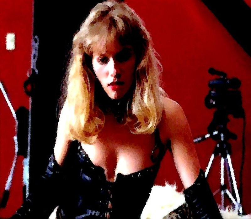 Barbara Crampton Mister From Beyond Bondage