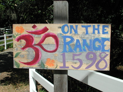 Om on the range